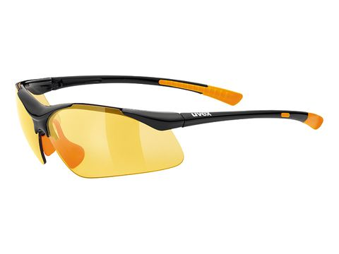 Brýle Uvex Sportstyle 223 black orange