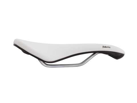 Sedlo Fabric Scoop Radius Elite Women´s white/black