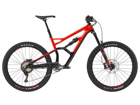 Cannondale Jekyll Carbon/Alloy 3 2018