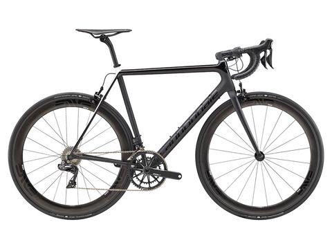 Cannondale Super Six Evo Hi-Mod Black Inc. 2018