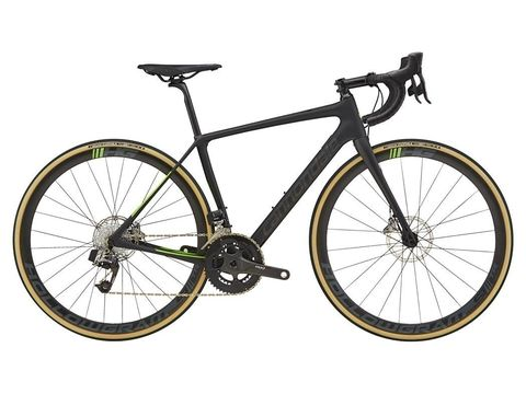 Cannondale Synapse Womens Hi-Mod Disc Red eTap 2018
