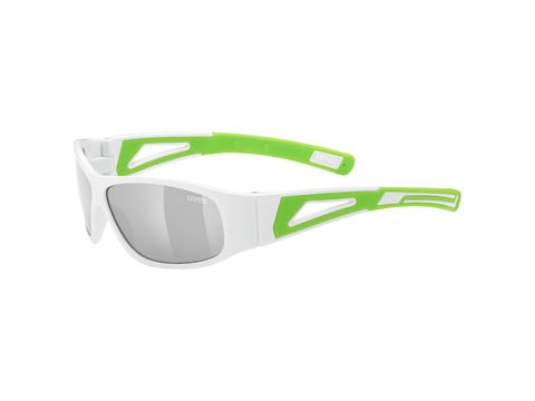 Brýle Uvex Sportstyle 509 white green
