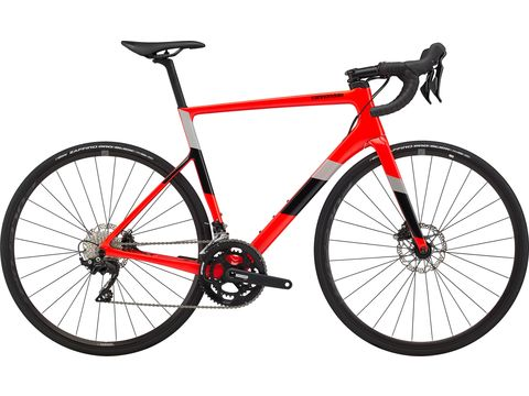 Cannondale SUPER SIX EVO Carbon Disc 105 50/34 2020