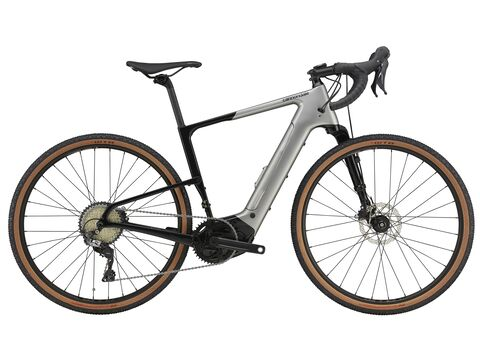 Cannondale TOPSTONE Neo CRB 3 Lefty GRY 2021