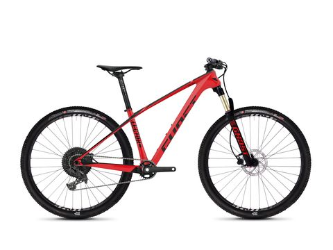Ghost Lector 1.6 LC  - Riot Red / Jet Black 2020