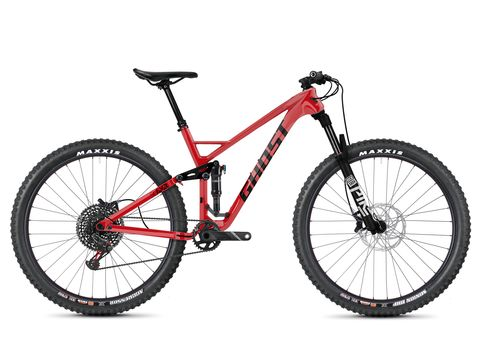 Ghost Slamr 9.9 LC  - Riot Red / Jet Black 2020