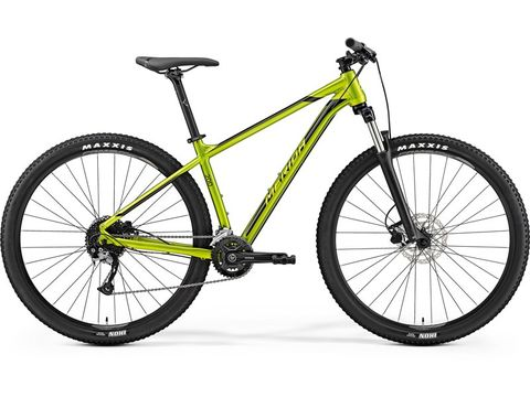 MERIDA BIG.NINE 200 Glossy Olive(Green/Black) 2019