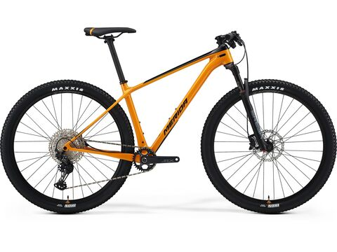 Merida BIG.NINE 5000 Black/Orange 2021