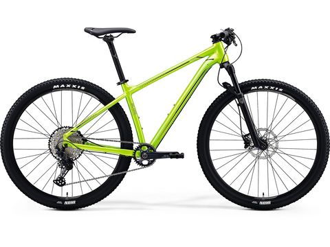 Merida BIG.NINE SLX-EDITION Glossy Green(Black) 2020