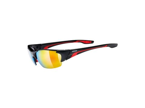 Brýle Uvex Blaze III black-red