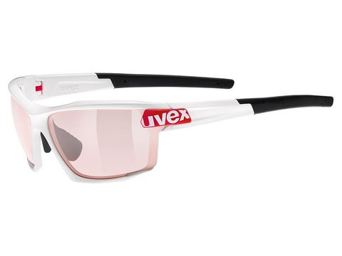Brýle Uvex Sportstyle 113 Vario white red