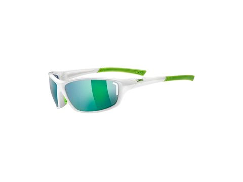 Brýle Uvex Sportstyle 210 white green/green