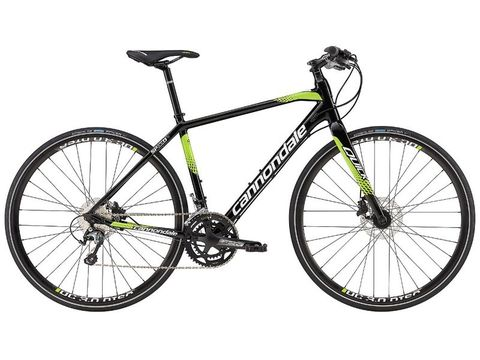 Cannondale Quick Speed 1 Disc black 2016