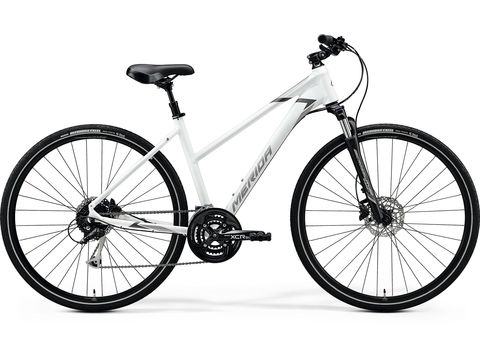 Merida CROSSWAY 100-LADY Matt White(Grey) 2020