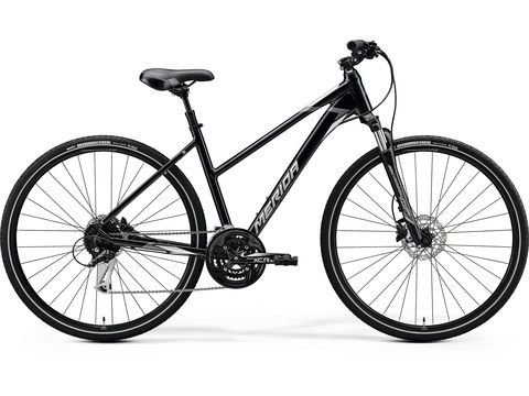 Merida CROSSWAY 100-LADY Metallic Black(Grey) 2020