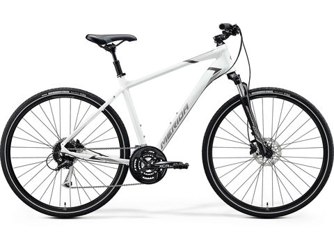 Merida CROSSWAY 100 Matt White(Grey) 2020