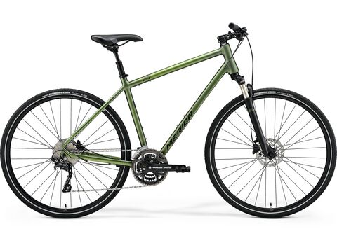 Merida CROSSWAY 300 Matt Fog Green(Dark Green) 2021