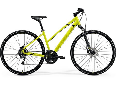 Merida CROSSWAY 40-LADY Light Lime(Olive/Black) 2021