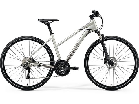 Merida CROSSWAY 600-LADY Titan(Glossy Black/Grey) 2020