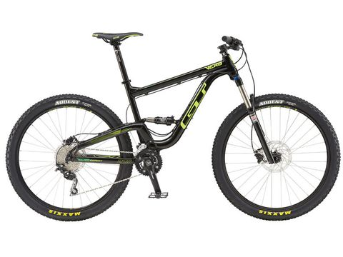 GT Verb 27,5 Expert black/green 2016