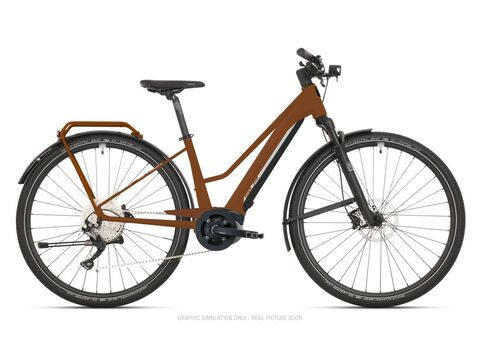 Superior eXR 6030 L Touring Matte Copper/Chrome Silver 2021