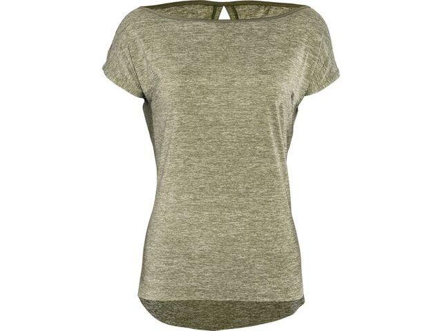 Dámské volné MTB triko bez rukávů Silvini Calcinara WD1208 olive ... bc76888315