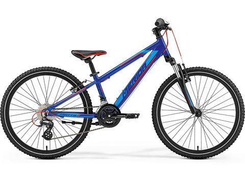 MERIDA MATTS J24 Blue(Lite Blue/Red) 2019