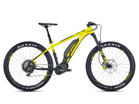 GHOST HYB Kato S8.7+ yellow / black 2018