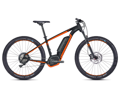 GHOST HYB Teru B5.7+ black / orange 2018