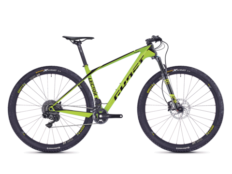 GHOST Lector 8.9 LC green / black 2018