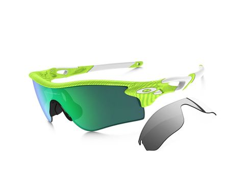 Brýle Oakley Radarlock PATH FP Retina Burn/Jade & Black Iridium