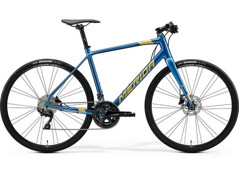 Merida SPEEDER 400 Silk Ocean Blue(Gold/Black) 2020