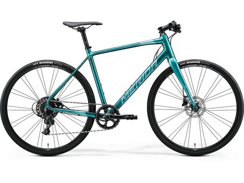 Merida SPEEDER LIMITED Glossy Green-Blue(Teal) 2020