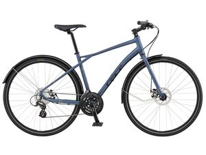 GT Traffic 2.0 Steel Blue/Reflective 2016