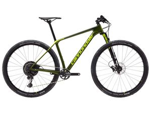 Cannondale F-Si Carbon 3 Vulcan/Green/Volt 2019