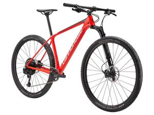 Cannondale F-Si Carbon 3 Red/Black/Silver 2019