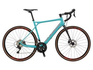 GT Grade Carbon Expert Turquoise/ Red & Black 2018