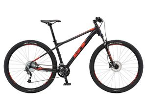 GT Avalanche 27,5 Sport Black/Grey & Red 2018