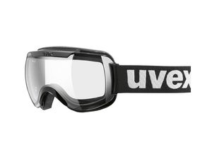 Brýle Uvex Downhill 2000 black/clear