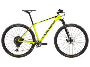 Cannondale F-Si Carbon 4 Volt/Black 2019