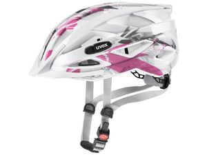Přilba Uvex Air Wing white/pink