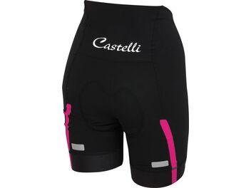 Dámské kalhoty Castelli Velocissima black raspberry be248f05de
