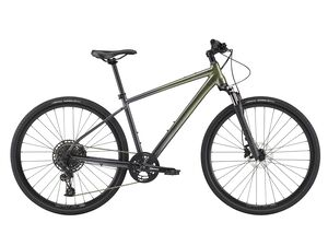 Cannondale QUICK CX 1 MAT 2021