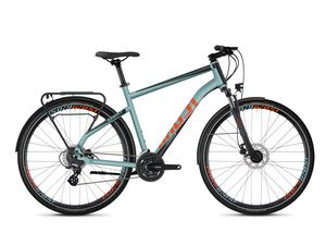 Ghost Square Trekking 2.8 AL- Blue/Black/Orange 2020