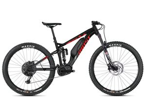 Ghost HYB Slamr S2.7+ AL-Black/Red/Silver 2020