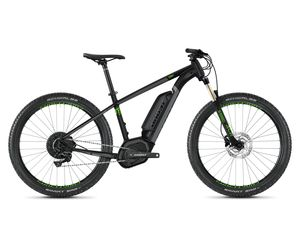 Ghost HYB Teru B4.7+ AL - Black/Grey/Green 2020