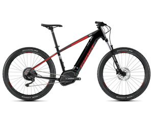 Ghost HYB Teru PT B3.7+ AL - Black/Red /Grey 2020