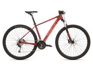 Superior XC 869 Matte Red/Neon Red 2020