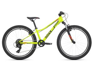 Superior Racer XC 24 Matte Lime/Red 2021