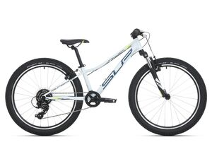 Superior Racer XC 24 Gloss White/Blue/Neon Yellow 2021